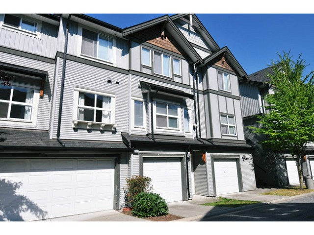 "Main Photo: 87 1055 RIVERWOOD Gate in Port Coquitlam: Birchland Manor Townhouse for sale in ""MOUNTAIN VIEW ESTATES"" : MLS® # V1018529"