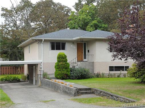 Main Photo: 1651 Midgard Avenue in VICTORIA: SE Mt Tolmie Residential for sale (Saanich East)  : MLS(r) # 328832