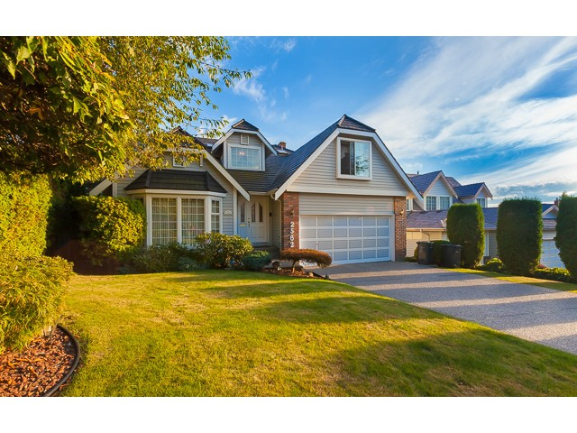 Main Photo: 2562 Bluebell Avenue in Coquitlam: Summitt View House for sale : MLS® # V1083404