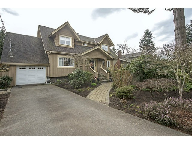 Main Photo: 2262 GALE AV in Coquitlam: Central Coquitlam House  : MLS® # V1106150
