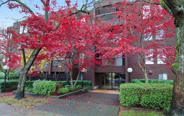 Main Photo: 211 2920 Ash Street in Vancouver: Fairview VW Condo for sale (Vancouver West)  : MLS® # R2016020