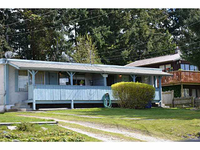 Main Photo: 4734 LAUREL AVENUE in Sechelt: Sechelt District House for sale (Sunshine Coast)  : MLS® # V1111148