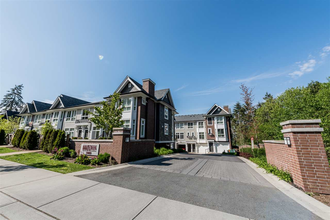 Main Photo: 64 14433 60 AVENUE in Surrey: Sullivan Station Townhouse for sale : MLS® # R2058371