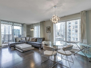 Main Photo: 1405 1055 Homer Street in vancouver: Yaletown Condo for rent (Vancouver West)