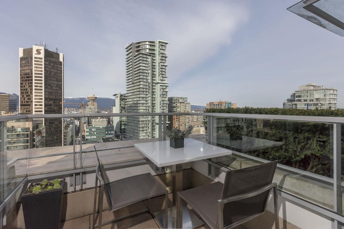 Photo 13: 2702 565 SMITHE STREET in Vancouver: Downtown VW Condo for sale (Vancouver West)  : MLS® # R2156124