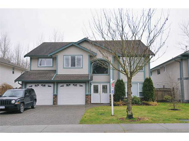 "Main Photo: 23740 120B Avenue in Maple Ridge: East Central House for sale in ""FALCON OAKS"" : MLS®# V933013"