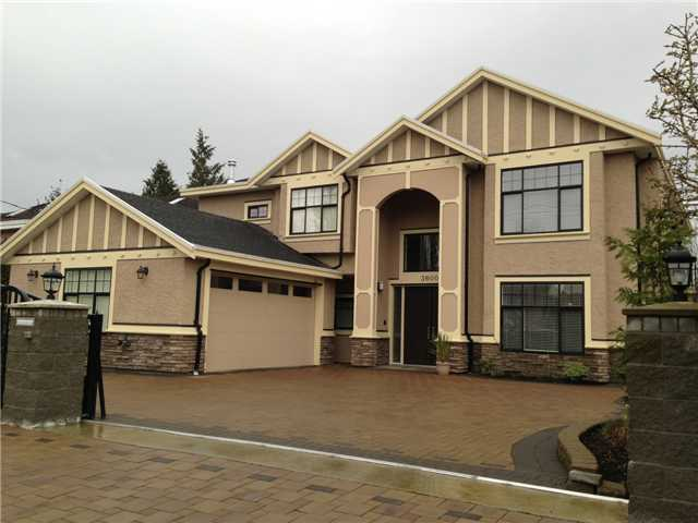 Main Photo: 3600 WILLIAMS Road in Richmond: Steveston North House for sale : MLS® # V981540