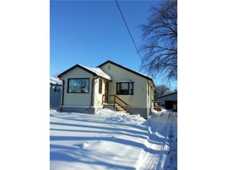 Main Photo: 170 Sadler Avenue in WINNIPEG: St Vital Residential for sale (South East Winnipeg)  : MLS® # 1302129