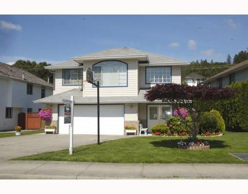 Main Photo: 1378 EL CAMINO Drive in Coquitlam: Hockaday Home for sale ()  : MLS® # V773241