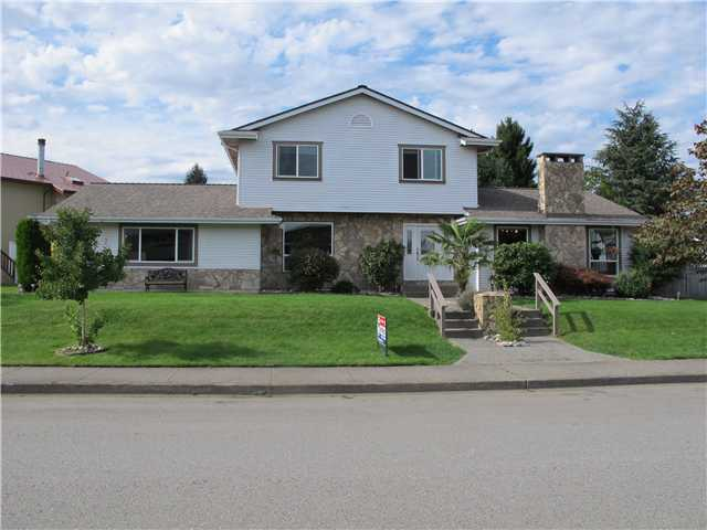 Main Photo: 423 GLENBROOK Drive in New Westminster: Fraserview NW House for sale : MLS(r) # V1025485