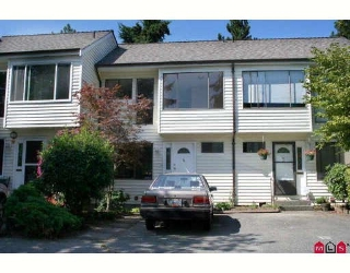 Main Photo: #4 9320 128TH ST in Surrey: Queen Mary Park Surrey Townhouse for sale : MLS®# F2919144