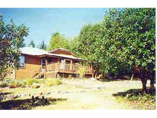 Main Photo: 150 Frazier Road in SALT SPRING ISLAND: GI Salt Spring Single Family Detached for sale (Gulf Islands)  : MLS® # 145673
