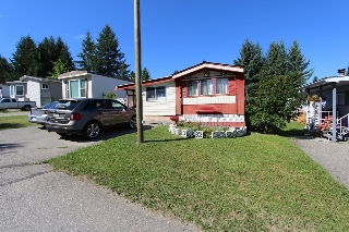 Main Photo: 143 3350 NE 10 Avenue in Salmon Arm: Manufactured Home for sale : MLS®# 10086591