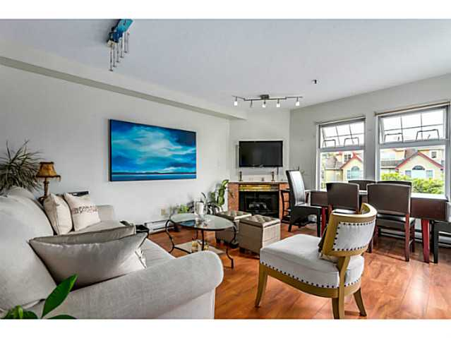 Main Photo: # 305 3199 WILLOW ST in Vancouver: Fairview VW Condo for sale (Vancouver West)  : MLS(r) # V1084535