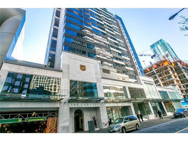 Main Photo: # 1008 1060 ALBERNI ST in Vancouver: West End VW Condo for sale (Vancouver West)  : MLS(r) # V1092038