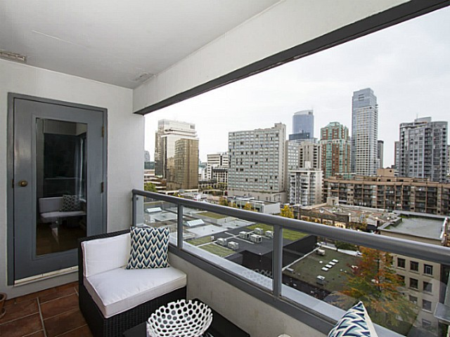 Photo 14: # 1008 1060 ALBERNI ST in Vancouver: West End VW Condo for sale (Vancouver West)  : MLS(r) # V1092038