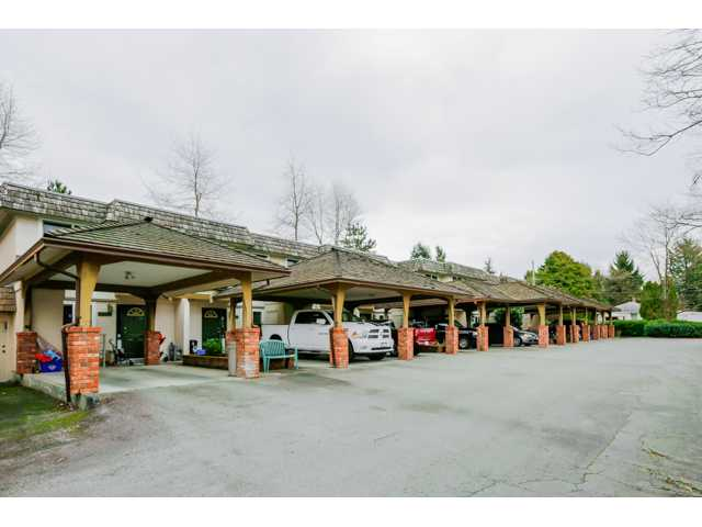 Main Photo: 22737 GILLEY AV in Maple Ridge: East Central Condo for sale : MLS(r) # V1108009