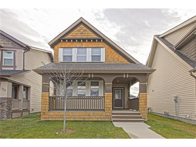 Main Photo: 127 SKYVIEW SPRINGS GD NE in Calgary: Skyview Ranch House for sale : MLS® # C4039386