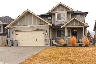Main Photo: 8754 Badger Drive in Kamloops: Campbell Creek/Del Oro House for sale : MLS®# 132858