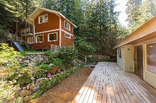 Main Photo: 1229 Adams Road: Bowen Island House for sale : MLS®# R2102619
