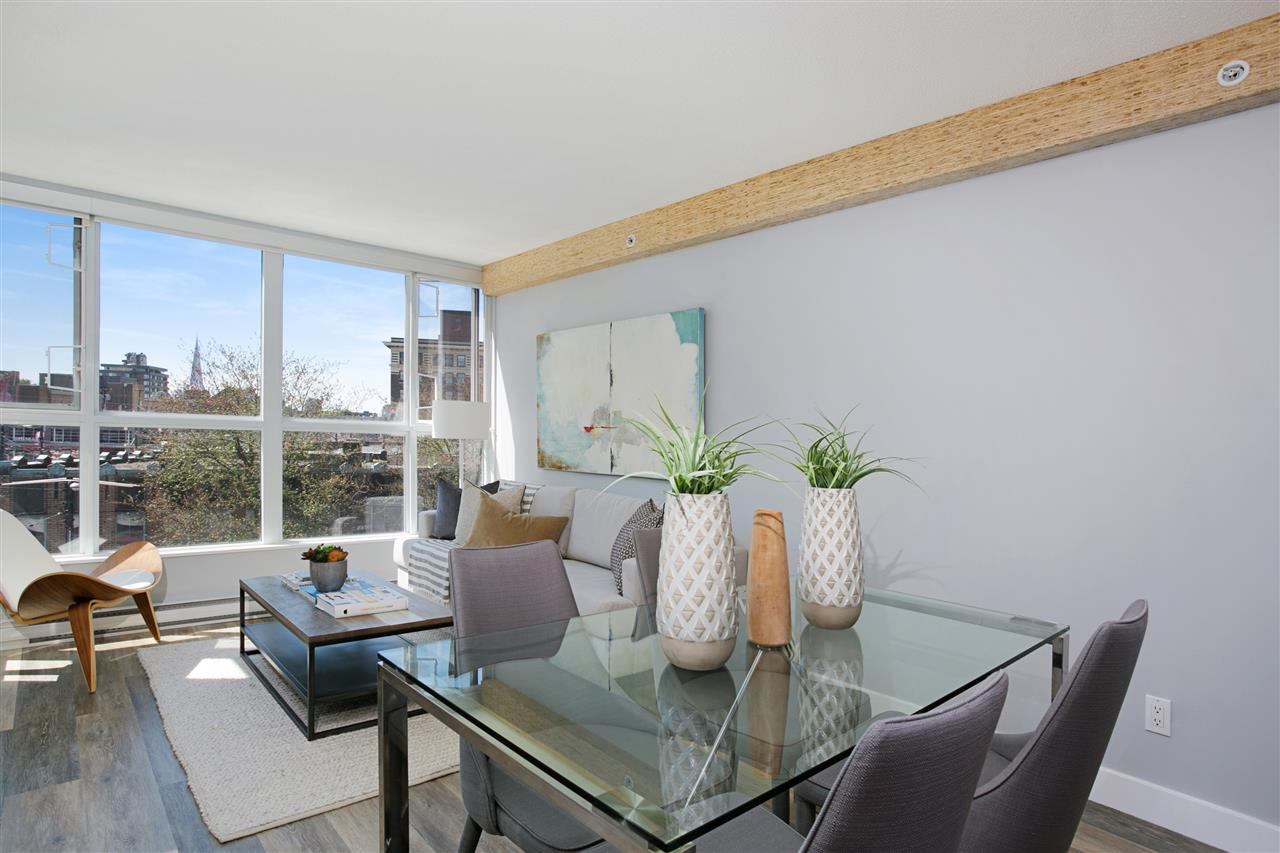 Photo 2: 409 288 E 8TH AVENUE in Vancouver: Mount Pleasant VE Condo for sale (Vancouver East)  : MLS® # R2163666