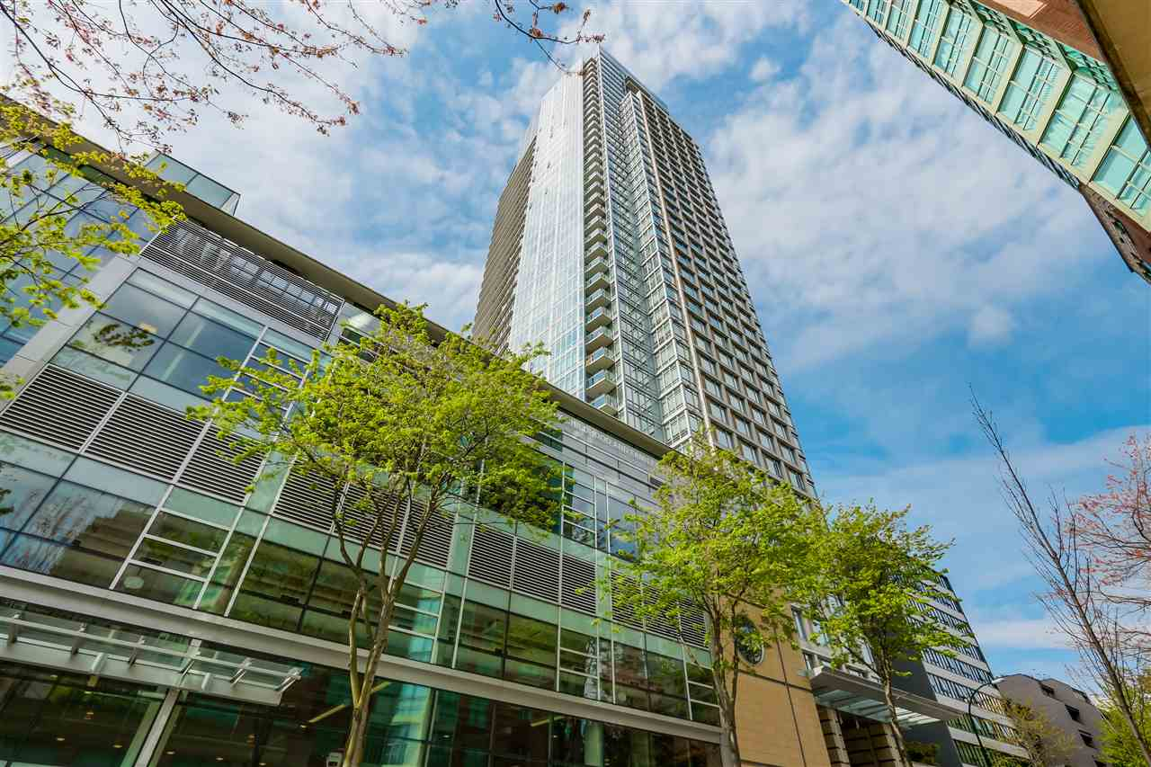 Main Photo: 1106 1028 BARCLAY STREET in Vancouver: West End VW Condo for sale (Vancouver West)  : MLS®# R2273918