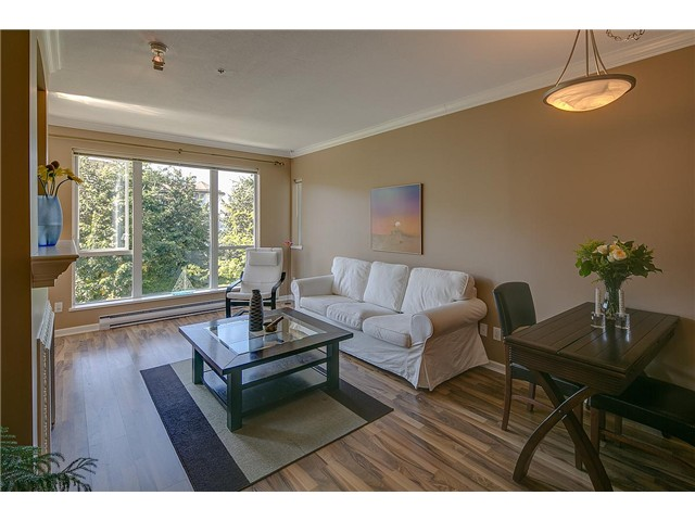 "Main Photo: 311 3608 DEERCREST Drive in North Vancouver: Dollarton Condo for sale in ""DEERFIELD BY THE SEA"" : MLS®# V969469"
