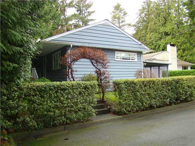 Main Photo: 1050 RIDGEWOOD DR in North Vancouver: Edgemont House for sale : MLS®# V1099627