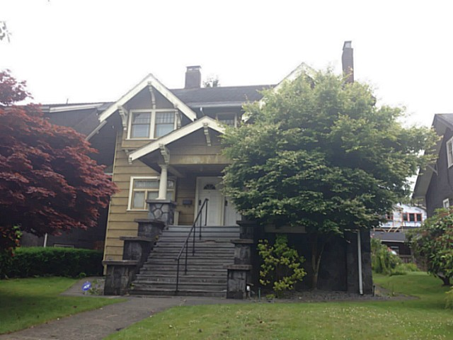 Main Photo: 1846 West 14th Avenue in Vancouver: Home for sale