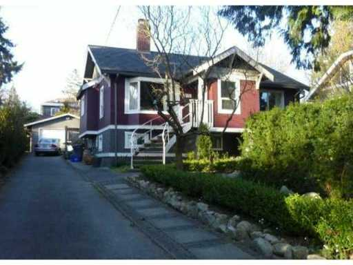 Main Photo: 3375 W 34th Avenue in Vancouver: Dunbar House for sale (Vancouver West)