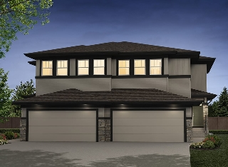 Main Photo: 609 40 ST SW in Edmonton: Zone 53 House Half Duplex for sale : MLS(r) # E4034903