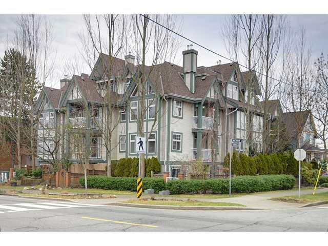 Main Photo: # 102 1915 E GEORGIA ST in Vancouver: Hastings Condo for sale (Vancouver East)  : MLS®# V1041242