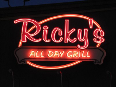 Main Photo: Ricky's All Day Grill Restaurant for Sale in Calgary | Listing #220 | robcampbell.ca