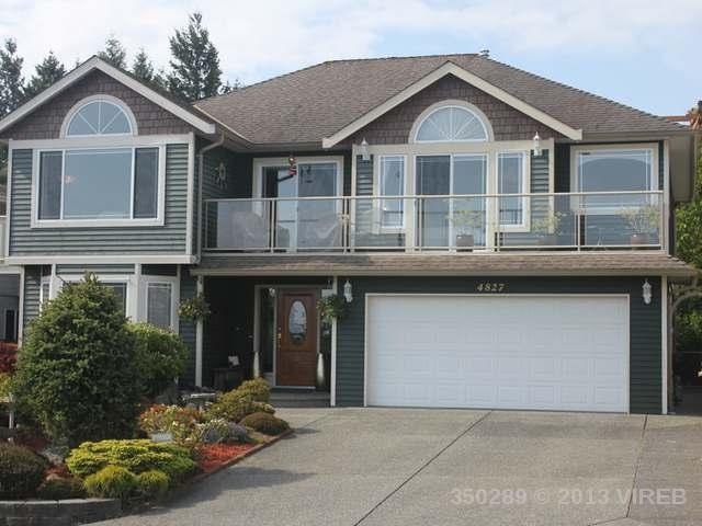 Main Photo: 4827 FILLINGER CRES in NANAIMO: House for sale : MLS®# 350289