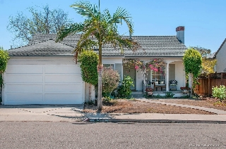 Main Photo: House  : 3 bedrooms : 4389 Alder Drive in San Diego