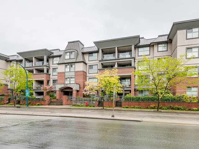 Main Photo: 107-2478 Shaughnessy St in Port Coquitlam: Central Pt Coquitlam Condo for sale : MLS® # v1119866