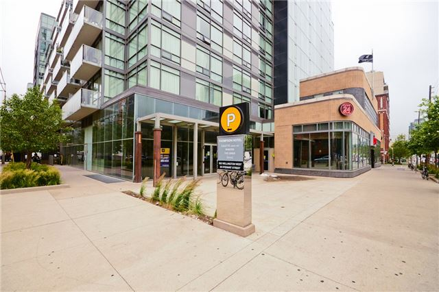 Photo 9: 55 Stewart St Unit #115 in Toronto: Waterfront Communities C1 Condo for sale (Toronto C01)  : MLS® # C3385608