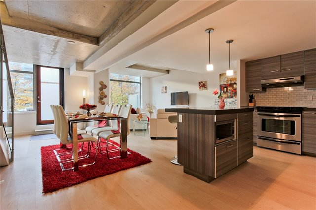 Photo 14: 55 Stewart St Unit #115 in Toronto: Waterfront Communities C1 Condo for sale (Toronto C01)  : MLS® # C3385608