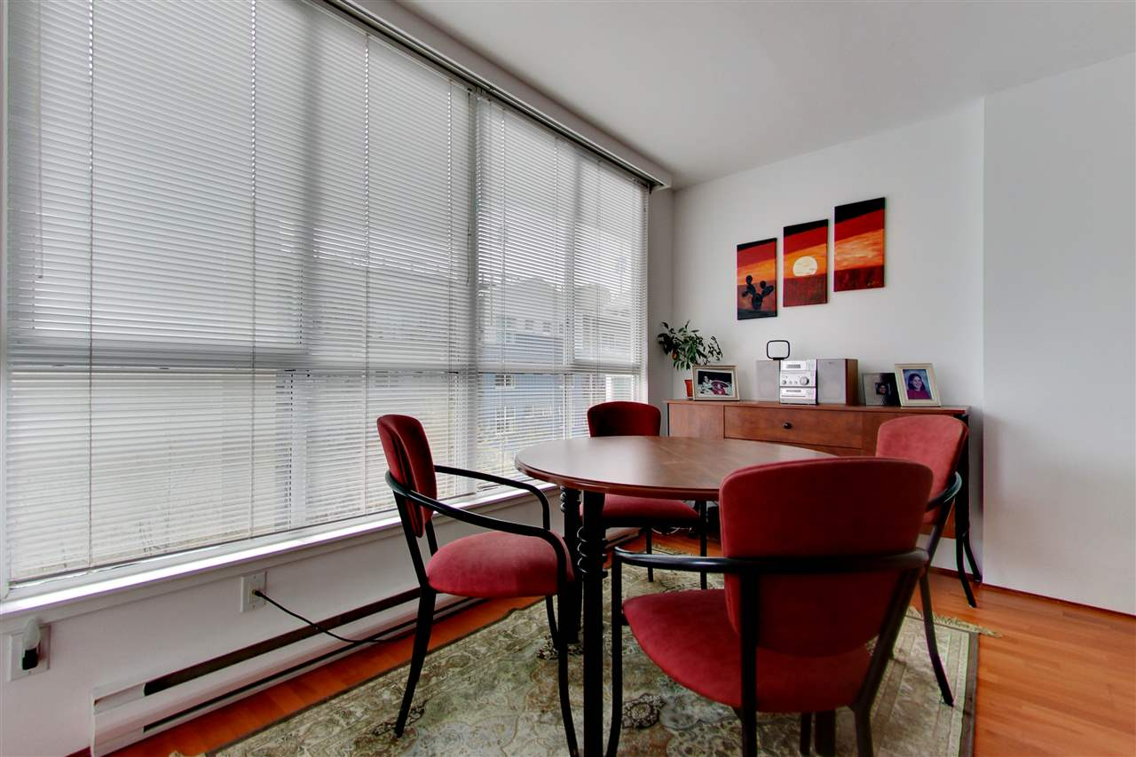Photo 4: 709 1500 HOWE STREET in Vancouver: Yaletown Condo for sale (Vancouver West)  : MLS® # R2160238