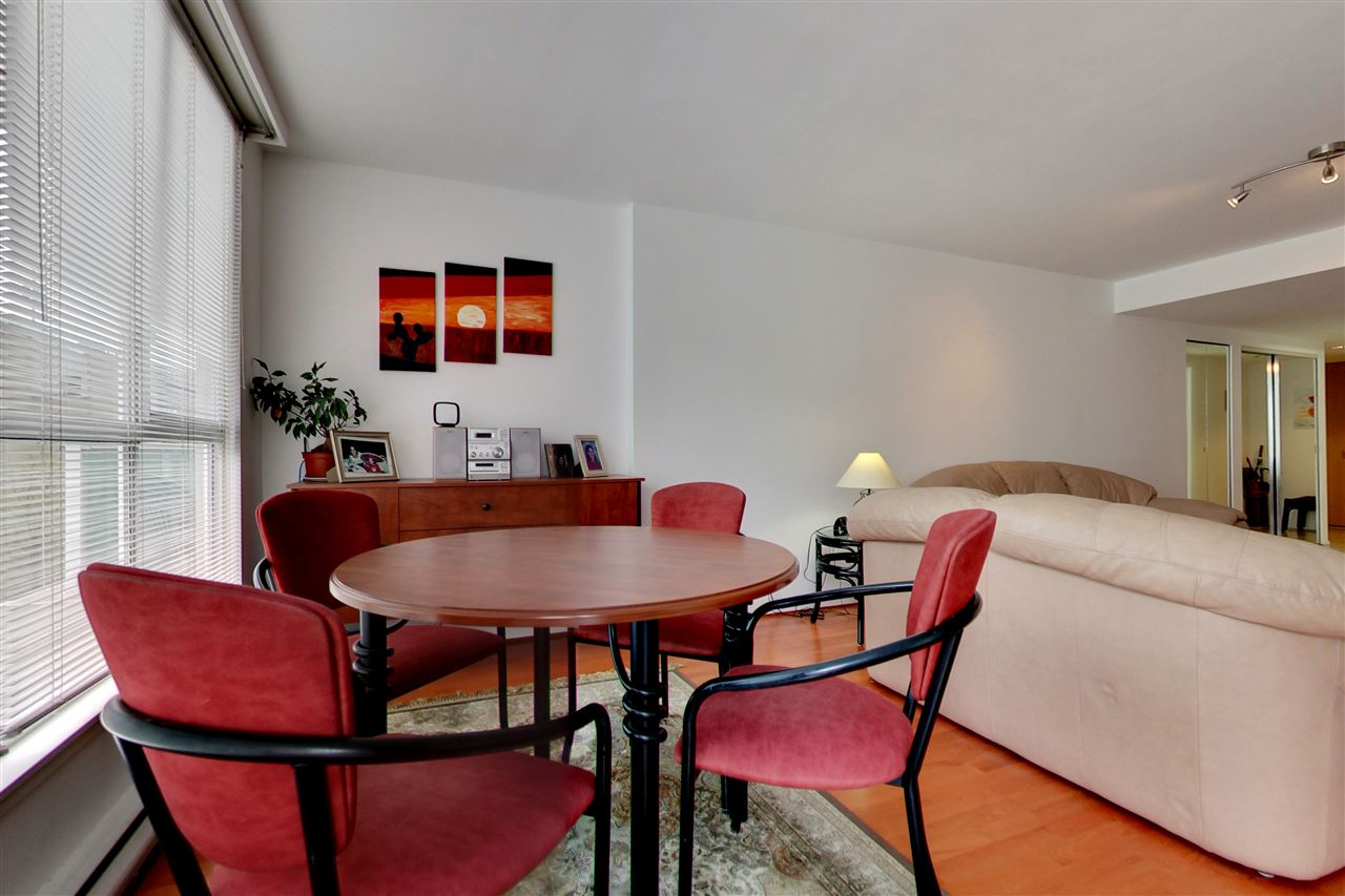 Photo 5: 709 1500 HOWE STREET in Vancouver: Yaletown Condo for sale (Vancouver West)  : MLS® # R2160238