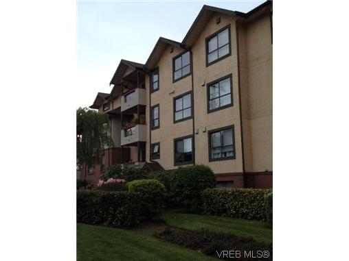 Main Photo: 107 7 W Gorge Road in VICTORIA: SW Gorge Condo Apartment for sale (Saanich West)  : MLS® # 308407