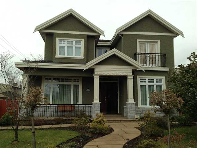 Main Photo: 2659 W 19TH Avenue in Vancouver: Arbutus House for sale (Vancouver West)  : MLS(r) # V987657