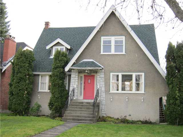 Main Photo: 2846 W 30TH Avenue in Vancouver: MacKenzie Heights House for sale (Vancouver West)  : MLS®# V992733