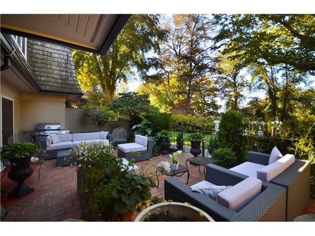 "Photo 8: 1449 MCRAE AV in Vancouver: Shaughnessy Townhouse for sale in ""MCRAE MEWS"" (Vancouver West)  : MLS(r) # V992862"