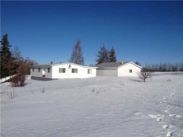 Main Photo: 13011 MARK Avenue in Charlie Lake: Lakeshore Manufactured Home for sale (Fort St. John (Zone 60))  : MLS® # N225122