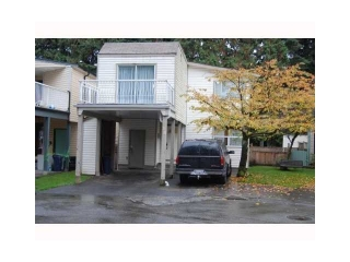 "Main Photo: 38 2986 COAST MERIDIAN Road in Port Coquitlam: Birchland Manor House for sale in ""MERIDIAN GARDENS"" : MLS(r) # V999892"