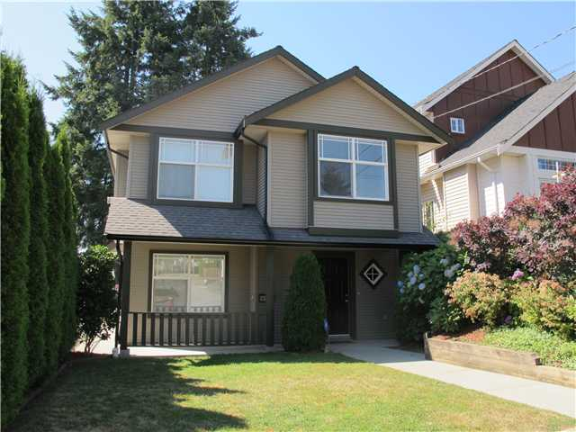 Main Photo: 308 STRAND Avenue in New Westminster: Sapperton House for sale : MLS® # V1021170