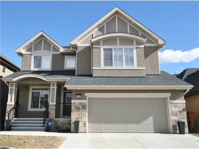 Main Photo: 392 TUSCANY ESTATES RI NW in CALGARY: Tuscany House for sale (Calgary)  : MLS(r) # C3604962