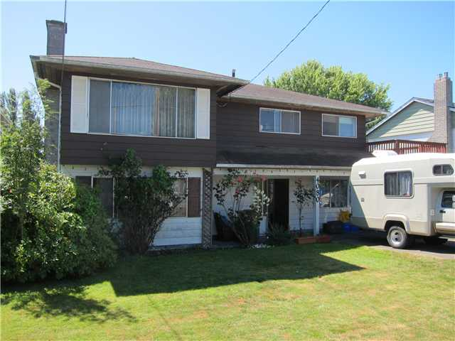 Main Photo: 4080 WILLIAMS Road in Richmond: Steveston North House for sale : MLS®# V1078728