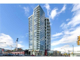 Main Photo: 901 1775 QUEBEC STREET in Vancouver: Mount Pleasant VE Condo for sale (Vancouver East)  : MLS® # V1127045